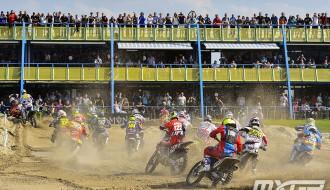 Foto: Gajsers uzvar Nīderlandē un apsteidz Jonasu, Fevrs nodrošina titulu MXGP klasē