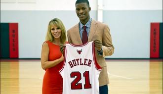 Džimijs Batlers: no bezpajumtnieka par NBA zvaigzni