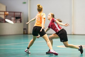 Latvijas Frisbija kauss aj nedas nogal Ogr