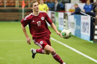 Kazakevičs nosauc U21 izlases kandidātus mačiem ar Horvātiju un Šveici