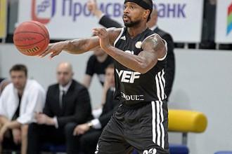 """Eiropas kausa kārtas MVP - bijušais """"vefietis"""" Brauns"""