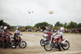Augustā beigās Biķernieku trasē notiks motobola svētki