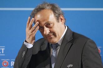Platinī nekandidēs uz FIFA prezidenta amatu