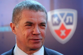 KHL prezidenta amatā Medvedevu nomainīs Soču spēļu organizētājs Černišenko