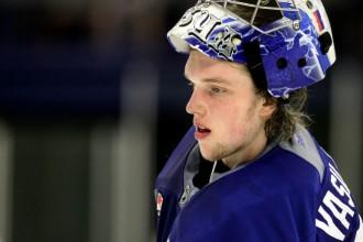 """""""Lightning"""" uz NHL izsauc Vasiļevski, Gudļevskis paliek AHL"""