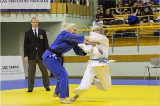 """""""Latvian Open 2014"""" triumfē arī mūsu džudo dāmas"""