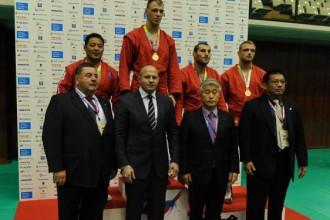 Reško bronzas medaļa pasaules čempionātā sambo