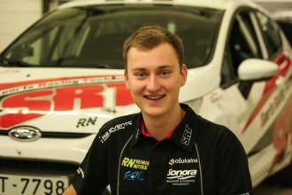 """""""Rally Liepāja"""" ar R2 klases auto rallijā debitēs Nitišs"""