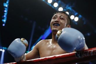Šimins septītajā profesionālajā cīņā cīnīsies par IBF titulu