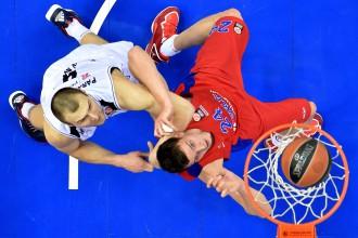 Bagatskim izcila atspēlēšanās pret CSKA, bet zaudējums pagarinājumā