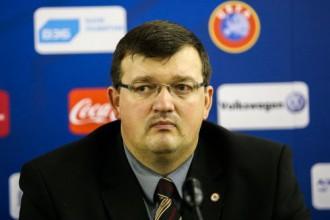 """Kazakevičs: """"Neesam apmierināti ar rezultātu Sadraudzības kausa izcīņā"""""""