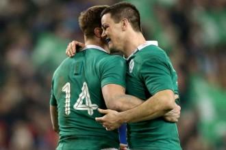 Šodien līderu duelis: Īrija – Anglija
