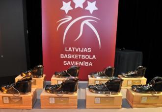 Foto: Latvijas basketbola gada balvu ceremonija (ar komentāriem)