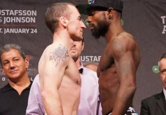 """Foto: """"UFC on FOX 14"""" svēršanās procedūra"""
