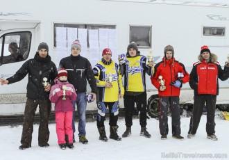 Foto: Skijorings Liepkalnē
