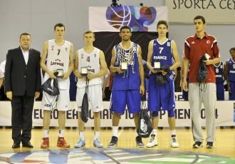Vasaras puiši: basketbolisti nostiprinās Eiropas elitē