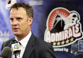 Blogs: Latvietis ceļā uz NHL komandas vadīšanu