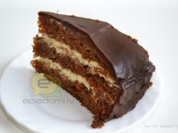 Fotorecepte: kūka Melnais princis