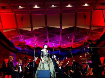 Foto: Festivāla <i>SUMMERTIME – aicina Inese Galante</i> svētku kulminācija