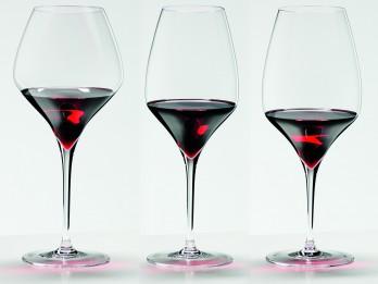 Elegantās RIEDEL Vitis sērijas sarkanvīna glāzes