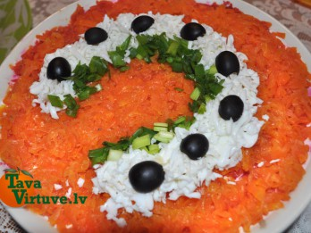 Salāti Laimes pakavs