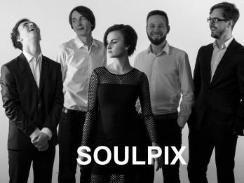 21. janvārī klubā 9.VILNIS uz skatuves kāps SOULPIX un lieliskās balss īpašniece Paula Dukure