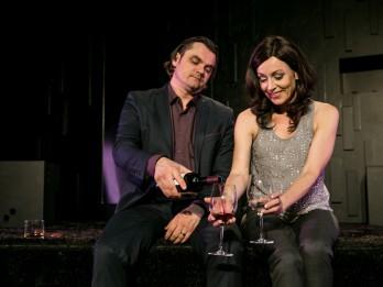 """Ar izrādi """"Ja tevis vairs nebūtu"""" Dailes teātris viesosies Luksemburgā un Frankfurtē"""
