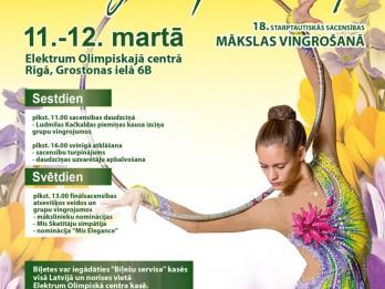 """Medaļas sadalītas - sacensības """"Baltijas aplis 2017"""" noslēgušās"""