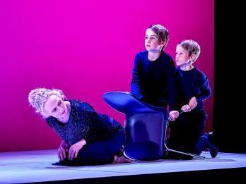 Rīgas Krievu teātrī pirmo reizi Jāsona lomā - Andris Keišs!