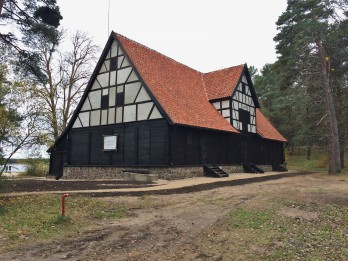 Latvijas Etnogrāfiskais Brīvdabas muzejs atklāj apmeklētājiem restaurēto Liepājas ostas noliktavu