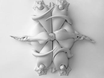 Rīgas mākslas telpā būs skatāma laikmetīgās keramikas izstāde  un starptautiska ceļojošā izstāde, aicinot iepazīt keramikas attīstību Eiropā