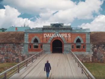 Daugavpils jaunais tūrisma video guvis popularitāti sociālajos tīklos