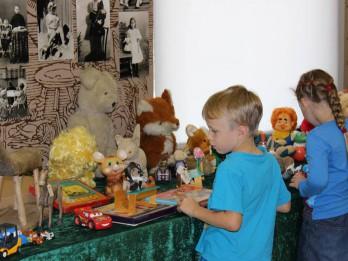 """9. septembrī Latvijas Nacionālajā vēstures muzejā nodarbība bērniem """"Mana mīļākā rotaļļieta"""""""