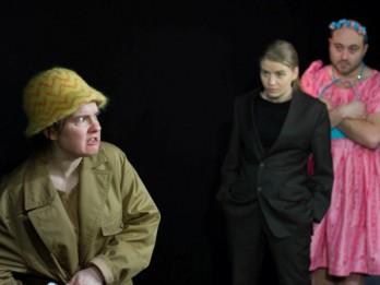 Turpinās Dramaturgu teātra viesizrādes novados