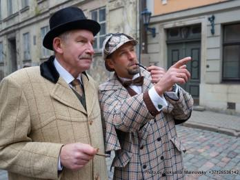 Šerloka Holmsa dzimšanas dienas svinību laikā tiks atklāts muzejs