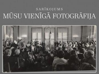 """Kr. Barona muzejā notiks tikšanās """"Mūsu vienīgā fotogrāfija"""","""