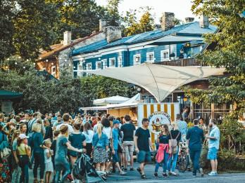 2. maijā Kalnciema kvartālā atklās Street Food festivālu