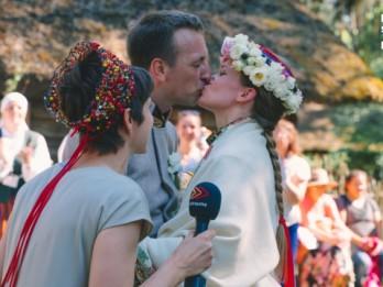 Video: DzSv deju lieluzvedums un īstās latgaliešu kāzas