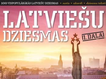 """Grupa """"Ducele"""" atvērs nošu grāmatu """"100 vispopulārākās latviešu dziesmas"""""""