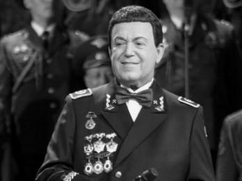 Miris leģendārais krievu dziedātājs Josifs Kobzons