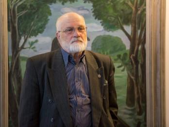 Par mūža ieguldījumu latgaliešu kultūras attīstībā šogad tiks godināts  mākslinieks Osvalds Zvejsalnieks