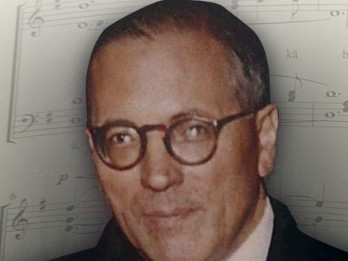 Notiks komponista Helmera Pavasara piemiņas plāksnes atklāšana un koncerts