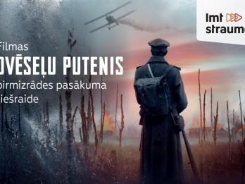 """Šovakar tiešraidē:  filmas """"Dvēseļu putenis"""" svinīgā Latvijas pirmizrāde"""