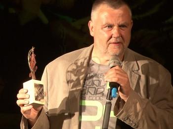 """Video: """"Leļļu pavēlnieks 2013"""" balvu pasniegšanas ceremonija Latvijas Leļļu teātrī"""