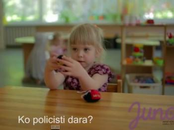 Video: Noskaties! Ko saka četrgadnieki par nopietnām lietām