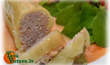 Fotorecepte: pildīti bulgāru pipari