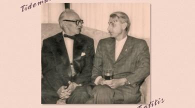 """Apgādā """"Jumava"""" izdots viens no populārākajiem  Anšalva Eglīša romāniem """"Homo Novus"""""""