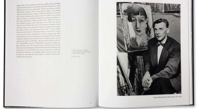 """Izdevniecība """"Neputns"""" klajā laiž trimdas māksliniekam Fridriham Miltam veltītu albumu"""