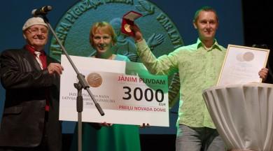 Jāzepa Pīgožņa balvu Latvijas ainavu glezniecībā 2018 saņem Jānis Plivda