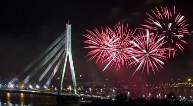 Rīdzinieki un pilsētas viesi aicināti apmeklēt Jaunā gada sagaidīšanas pasākumu 11. novembra krastmalā